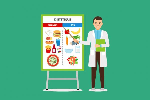 Comment évolue le salaire d'un diététicien hospitalier ?