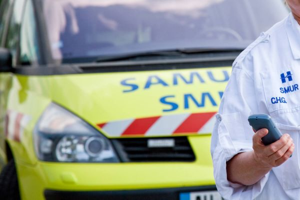 Comment devenir infirmier au SMUR?